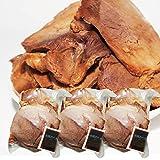 【送料無料】自家製煮込み焼豚チャーシュー訳あり不揃い たれ付 1Kg(3パック小分け)で便利 2セット以上購入でおまけ付