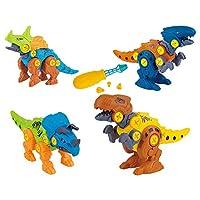 #N/A 幼児恐竜ジグソーパズルパズルおもちゃのプラスチック製の知育玩具クリスマス家のためのギフト学校