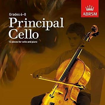 Principal Cello, Grades 6 - 8