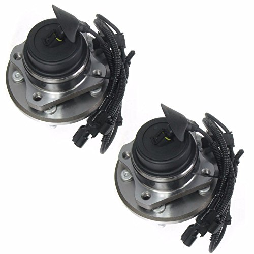 DTA Front Wheel Bearing & Hub Assembly NT513230 x2 (Pair) Brand New Fit Crown Victoria Town Car Grand Marquis