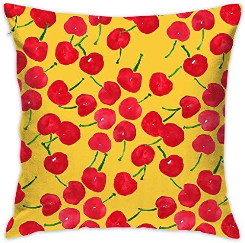 Keyboard cover Butlerame PLW-843 - Funda de cojín con diseño de frutas
