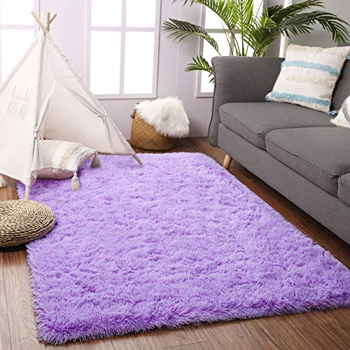 alfombra morada de la marca Beglad