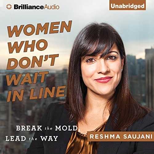 Women Who Don't Wait in Line audiobook cover art