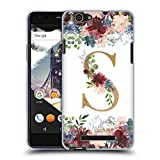 Official Nature Magick Letter S Flowers Monogram Floral