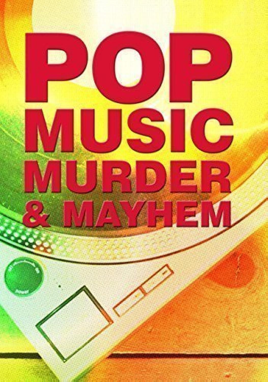 Red Herring Games Pop Musik, Murder and Mayhem  Murder Mystery für 12 Spieler
