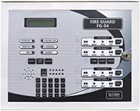 """Digitals Fire Alarm System FG 04""""2 Zone"""" with auto dialer (1MCP 1RI 5EoL Free)"""