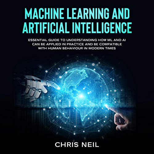 Machine Learning and Artificial Intelligence Titelbild