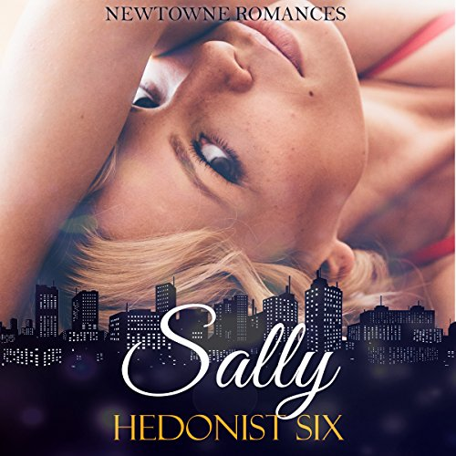 Sally audiobook cover art