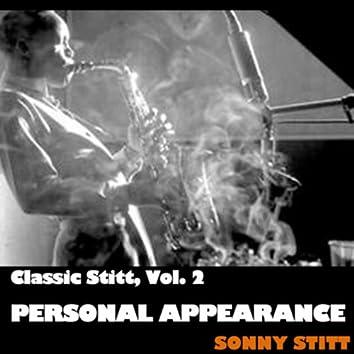 Classic Stitt, Vol. 2: Personal Appearance