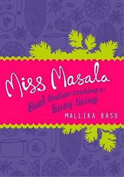 Miss Masala by [Mallika Basu]