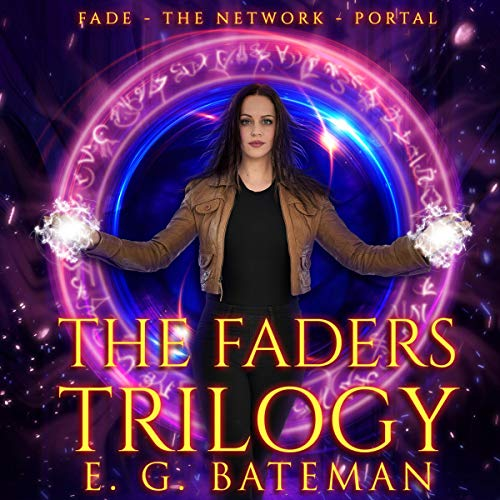 The Faders Trilogy cover art