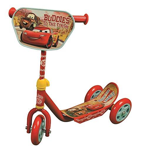 Rocco Giocattoli 5004-50088 - Cars Monopattino 3 Ruote