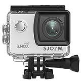 SJCAM Caméra embarquée SJ4000 WiFi Officielle (Gris)