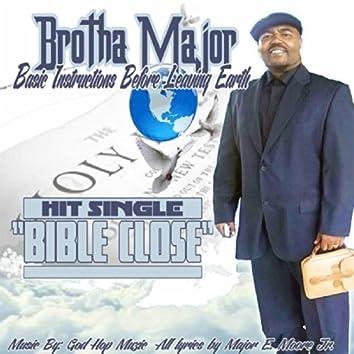 Bible Close