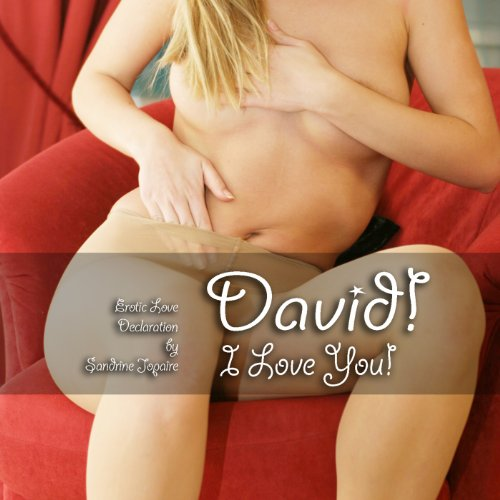 David! I Love You! audiobook cover art