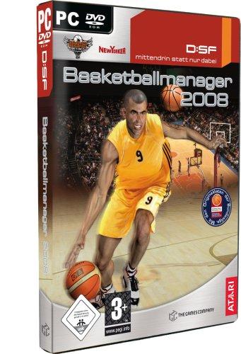 DSF Basketballmanager 2008