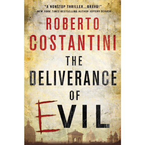 The Deliverance of Evil audiobook cover art