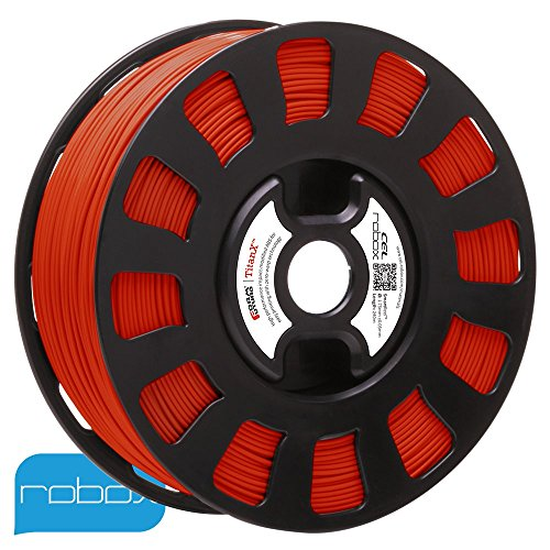 ROBOX RBX-ABS-FFRD1 ABS TitanX Red Filament - (Consumables  3D Printer Consumables)