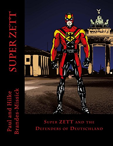 Super ZETT Comic COLOR (German Edition)