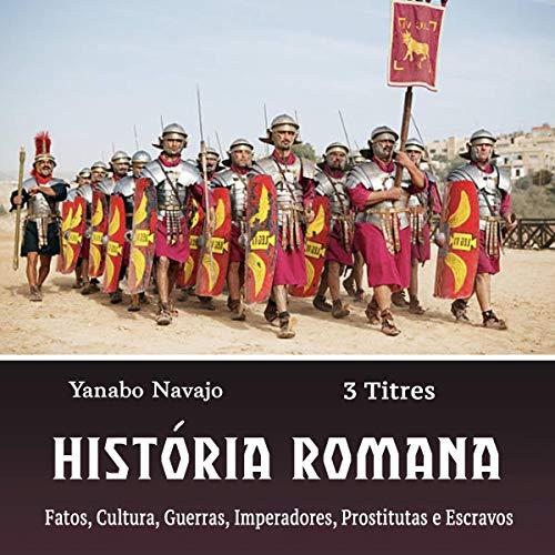 Couverture de História Romana [Roman History]