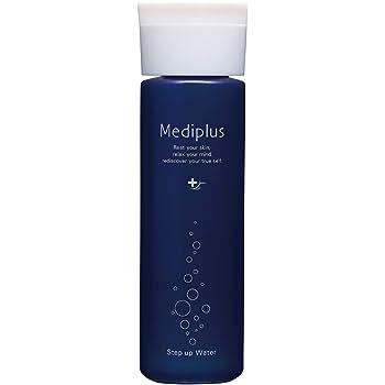 【Mediplus+】 メディプラス ステップアップウォーター 120ml [ 海洋深層水 アイソトニック化粧液 ]