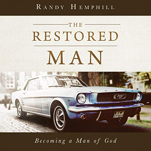 The Restored Man audiobook cover art