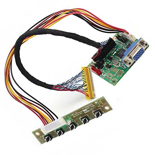 'Voiture universel MT6820-B LVDS lcd-monitor-treiber-controller un bord 1920ã-1200 17 -42 \