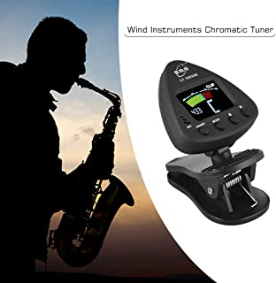 Festnight El afinador de instrumentos de viento eno ET 3000W admite modos de afinación de micrófono