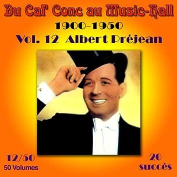 Du Caf' Conc au Music-Hall (1900-1950) en 50 volumes -  Vol. 12/50