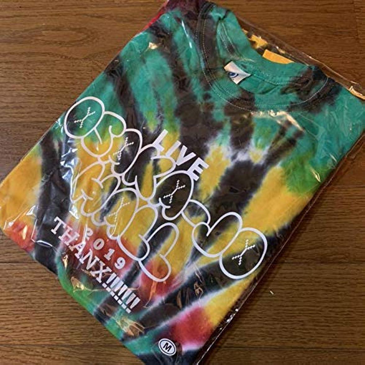 革命同種のつまらないDA PUMP THANX城ホ限定Tシャツ M