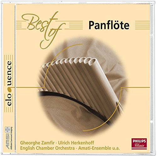 Best Of Panflöte (Eloquence)