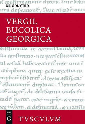 Bucolica, Georgica / Hirtengedichte, Landwirtschaft (Sammlung Tusculum)