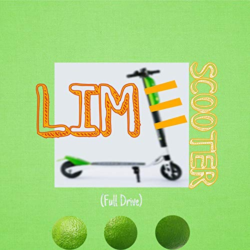 Lime Scooter (Full Drive)