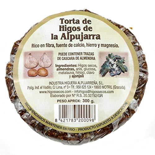 Torta de higos de la Alpujarra - 300 Gramos