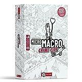 Micromacro: Crime City - Mejor juego del año 2021