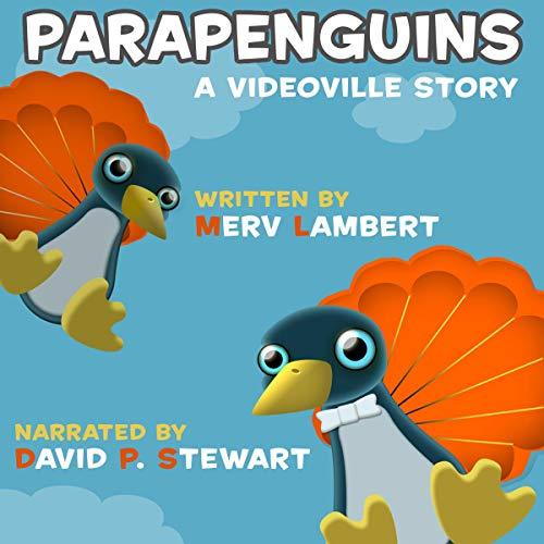Parapenguins: A Children's Short Story cover art
