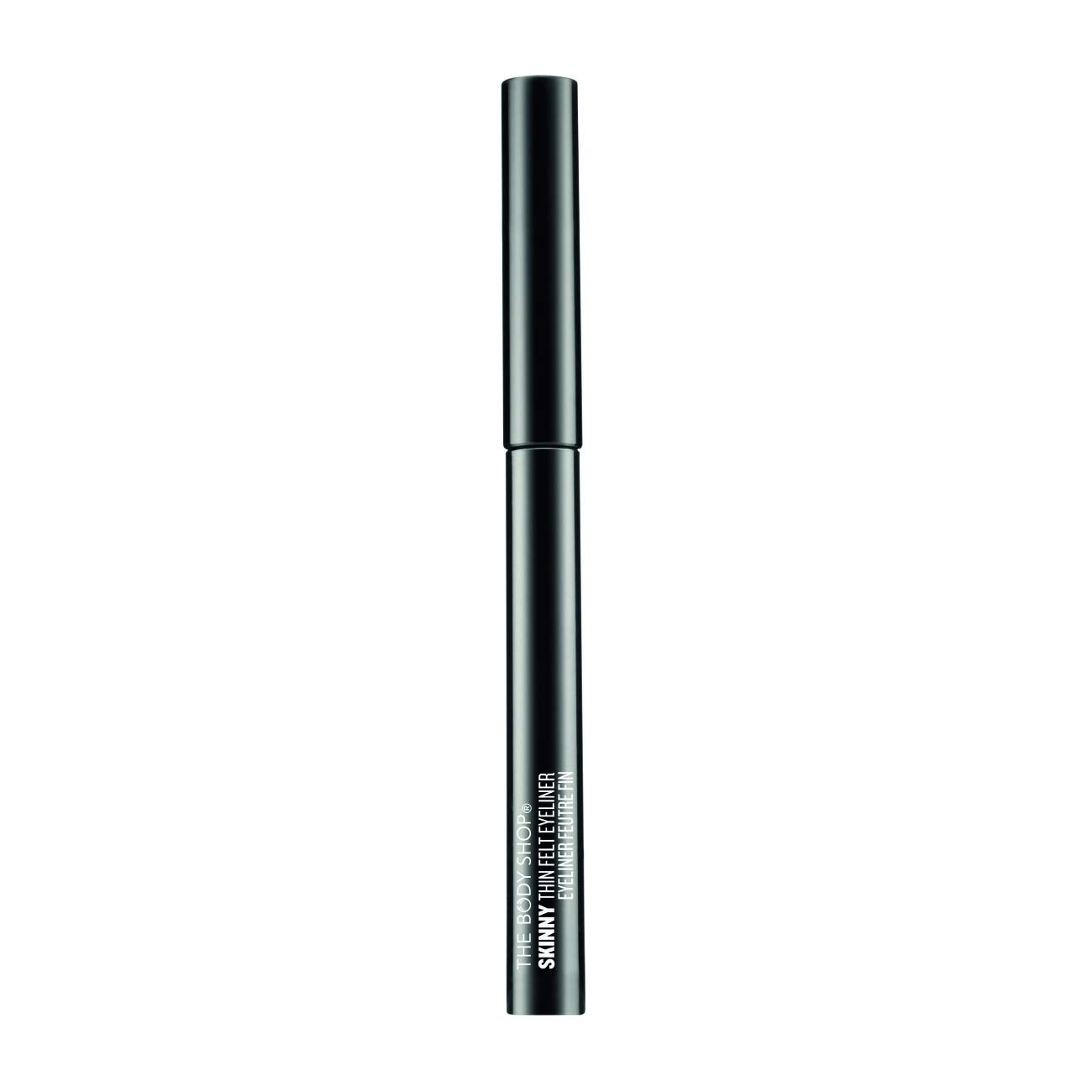 The Body Shop Skinny Felt Black Outlet Direct stock discount sale feature Eyeliner 0.03 Ounce
