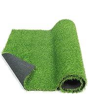 عشب صناعي شعرة 50 ملم- مقاس الأطوال 2X4 متر 8 متر مربع فقط