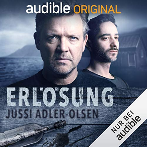 Erlösung - Carl Mørck audiobook cover art