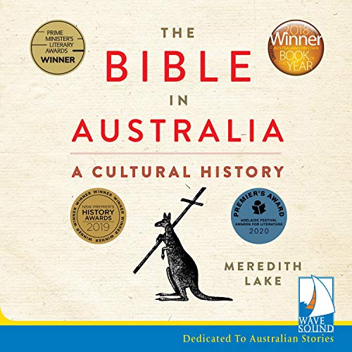 The Bible in Australia cover art