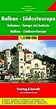 Südosteuropa: 1:2.000.000 (freytag & berndt Auto + Freizeitkarten)