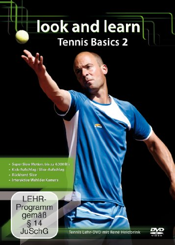 look and learn - Tennis Basics 2