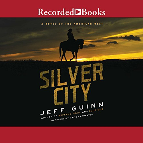 Silver City audiobook cover art