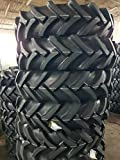 (2-TIRES) 11.2x24,11.2-24 ROAD CREW R1 - 10 PLY Tractor Tires With/Tubes 11224