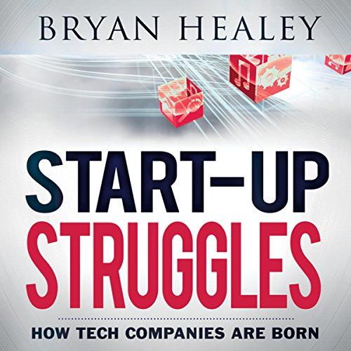 Start-up Struggles audiobook cover art