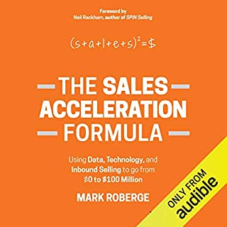 The Sales Acceleration Formula Titelbild