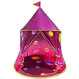 Nice2you Tienda Campaña Infantil, Casitas Infantiles Tela, Playhouse para Niños Niñas Jugar Castle Interior al Aire Libre, Regalo para Niños