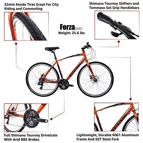 Tommaso Imola Enduranceアルミニウムロードバイク