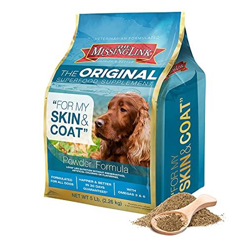 The Missing Link Original Skin & Coat Powder, All-Natural Veterinarian...
