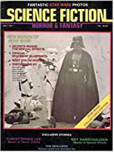 SCIENCE FICTION HORROR & FANTASY MAGAZINE (Volume 1, No. 1. Fall, 1977. The Making of Star Wars. Christopher Lee, Master of Horror Villainy. The Rescuers. Ray Harryhausen)